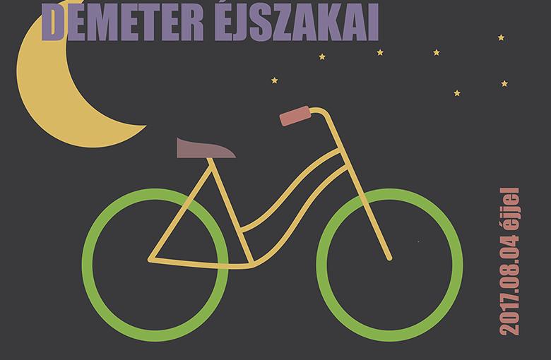 Demeter Éjszakai Kerékpártúra